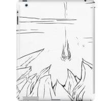 Inktober day 3 iPad Case/Skin