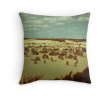 The Pinnacles, Cervantes, Western Australia #5 Throw Pillow