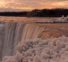 Da Ya Think It's Cold In Niagara? by © Hany G. Jadaa © Prince John Photography
