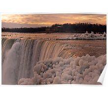 Da Ya Think It's Cold In Niagara? Poster