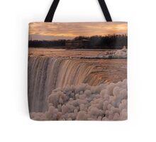 Da Ya Think It's Cold In Niagara? Tote Bag