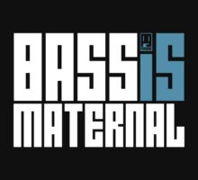 Bass is Maternal One Piece - Long Sleeve