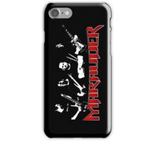Marauder! iPhone Case/Skin
