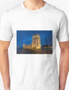 Belem tower, Lisbon Unisex T-Shirt