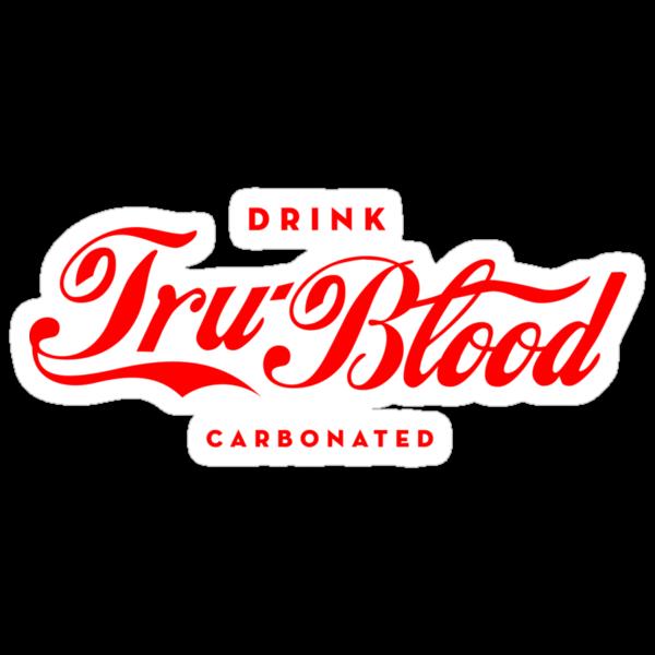 Tru Blood Cola by Robin Lund