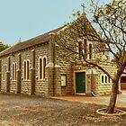 Church of the Immaculate Conception, Dardanup, Western Australia #2 by Elaine Teague