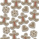 gingerbreads by demonique
