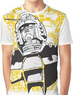 Gundam Love Graphic T-Shirt