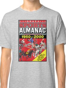 NOW IS THE FUTURE - Sports Almanac 2015 Classic T-Shirt