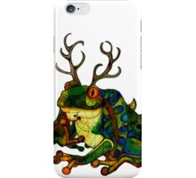 frog! 2 iPhone Case/Skin