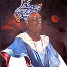 Ptahfu of Bana (Noh) by Alexis Feyou de Happy