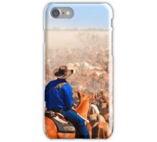 The Muster iPhone Case/Skin