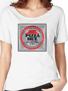 NOW IS THE FUTURE - Pizza 2015 Women's Relaxed Fit T-Shirt