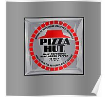 NOW IS THE FUTURE - Pizza 2015 Poster
