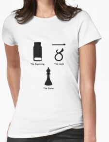 Sherlock Series 1 Womens Fitted T-Shirt