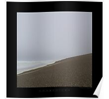 """""""Sands of Point Reyes"""" Poster"""