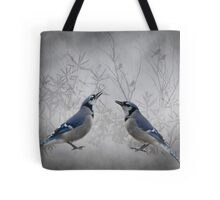 Two Jays Tote Bag