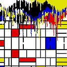 Mondrian by DIVIDUS *