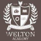 Dead Poet's Society - Welton Academy by darkcloud