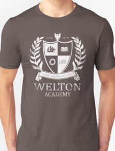Dead Poet's Society - Welton Academy T-Shirt