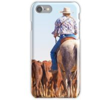 Lady of the muster iPhone Case/Skin