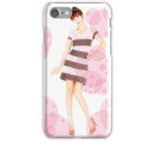 Sica Bubbles iPhone Case/Skin