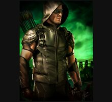 The Vigilante of Starling City- Oliver Queen Unisex T-Shirt