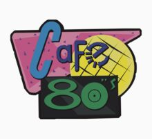 NOW IS THE FUTURE - Cafe 80's 2015 Kids Clothes