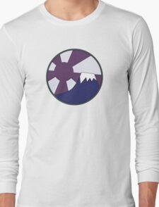 Yamagata's T-shirt Logo (Akira) Long Sleeve T-Shirt
