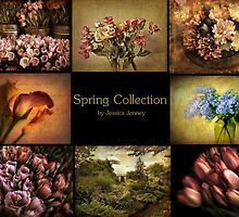 Spring Collection by Jessica Jenney