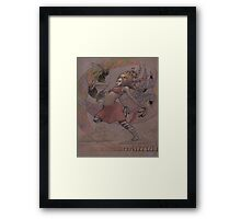 Field of Illusions Framed Print