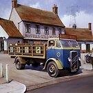 Reffells&#x27; ERF at the Woodman. by Mike Jeffries