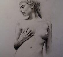 Nude 1 by ralph macdonald