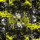 Yellow Fractal by Deastrumquodvic