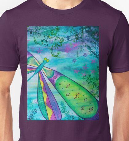 Dragonfly III Unisex T-Shirt
