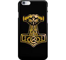 Mjoelnir - The Hammer of Thor 04 iPhone Case/Skin