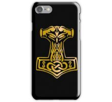 Mjoelnir - The Hammer of Thor 04 iPhone Case/Skin