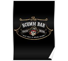 The Scumm Bar Poster