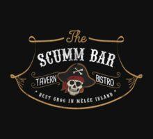 The Scumm Bar Baby Tee