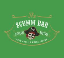 The Scumm Bar Baby Tee