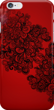 Red Bloom by BlueOptik