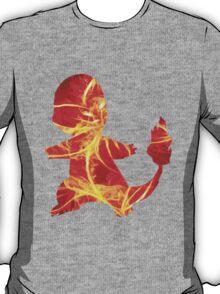 Charmander fire element T-Shirt