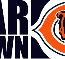 Chicago Bears - Bear Down by KeithSwo