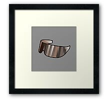 NOW IS THE FUTURE - Glasses 2015 Framed Print