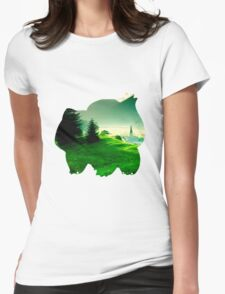 Bulbasaur grass element T-Shirt