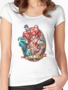 SIREN Women's Fitted Scoop T-Shirt