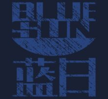 Blue Sun Corporation Logo (Firefly/Serenity, Large) One Piece - Long Sleeve