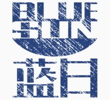 Blue Sun Corporation Logo (Firefly/Serenity, Large) One Piece - Short Sleeve