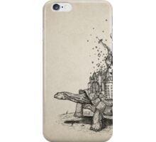 Tortoise Town iPhone Case/Skin
