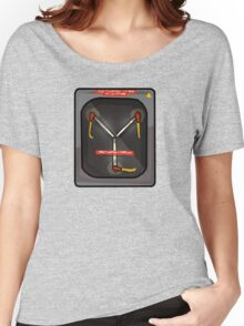 NOW IS THE FUTURE - Flux 2015 Women's Relaxed Fit T-Shirt